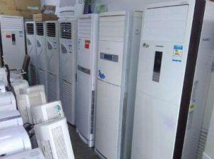 济南柜机空调回收