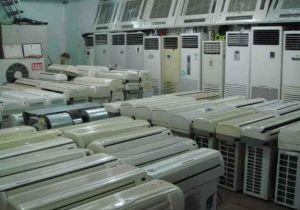 济南柜式机空调回收,废旧空调回收