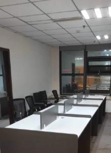 济南回收办公隔断,会议桌大班台,二手培训椅