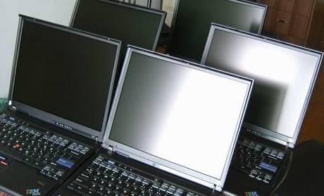 济南回收二手办公电脑,笔记本电脑